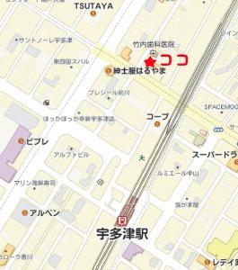 ChezMo~ry地図
