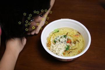 カップサンマー麺3