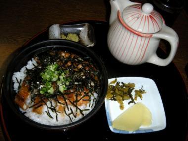 10竹うち鰻茶漬け1