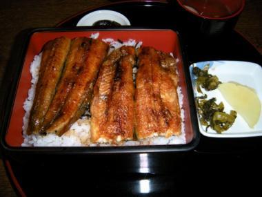 10竹うち鰻重1