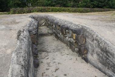 宮が尾古墳3 2号古墳石室