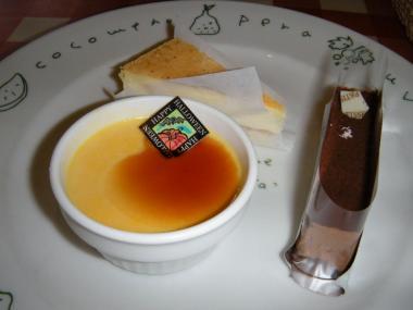 マリノかぼちゃプリン