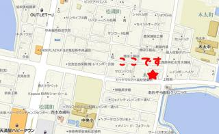CafeRiisha地図