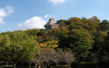 2010丸亀城
