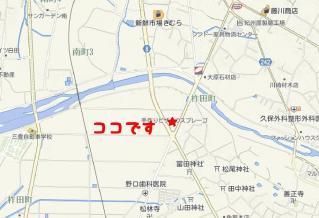 プレーゴ地図