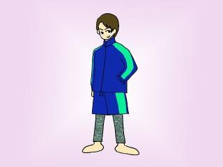男子高校生ファッション