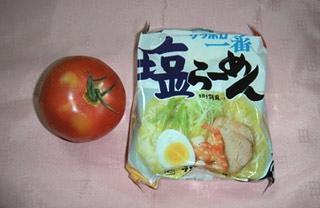 Saトマトラーメン1