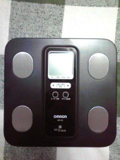 09120301体重計