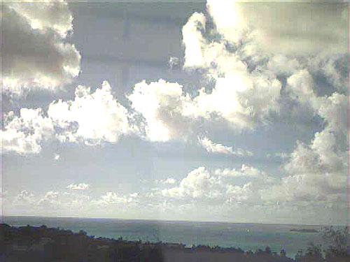 サイパンライブカメラ2009年10月25日
