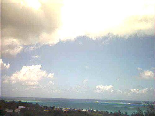 サイパンライブカメラ2009年10月26日