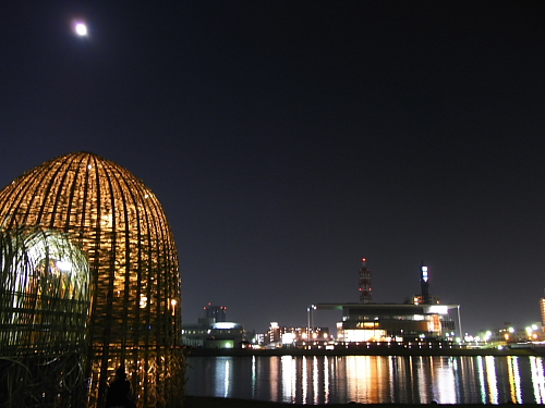ここで「信濃川プロジェクト」を見た!
