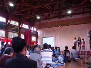 091018中野又小学校文化祭
