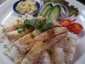 o910海南鶏飯