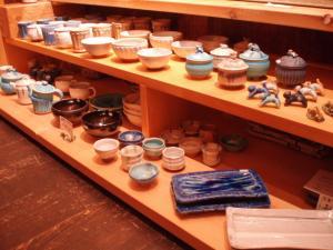 20110625茂野さん展示入れ替え2