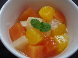 20110707スリランカフルーツサラダ(イメージ)