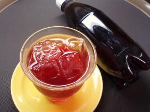 20110712赤シソジュース