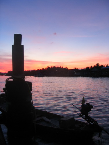 sunset bymasayo