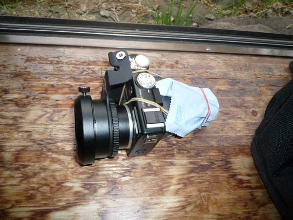 デジスコ用カメラ