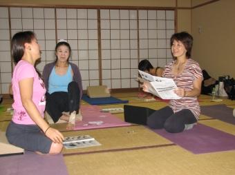 20091130レクチャー山田多佳子先生