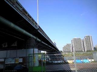 多摩川河川敷(その3)