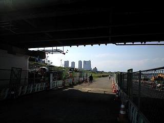 多摩川河川敷(その4)