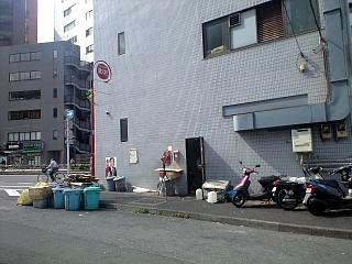 0604ラーメン二郎三田本店(その1)