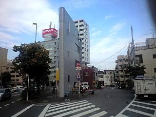 ラーメン二郎三田本店(再開の外観)