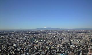 眺望(富士山その1)