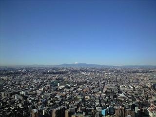 眺望(富士山その2)