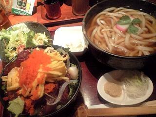 松●衛(海鮮丼セット)