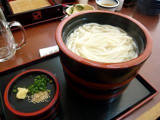 川福マリタイムプラザ店(釜揚げうどん)