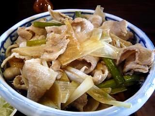 堀留屋(肉南蛮蕎麦斜め)