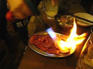 グルグルグリル(バーナー肉2)