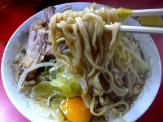 ラーメン二郎三田本店(小豚4)