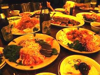 中国茶房8(テーブルその2)