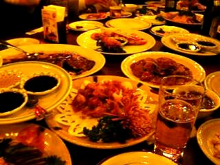 中国茶房8(テーブルその3)