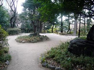 亀塚(頂上)