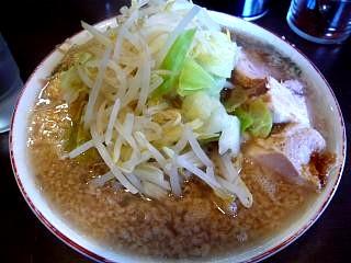 ラーメン二郎武蔵小杉支店(小豚上)