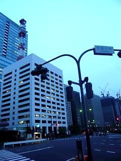 新橋へ(その1)