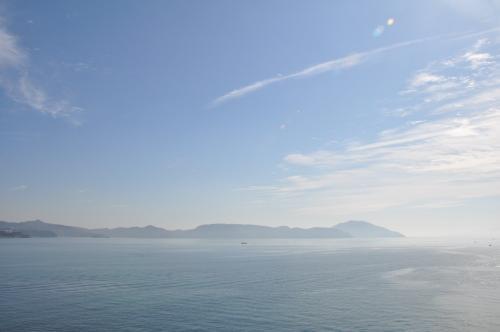 海と空と三都半島