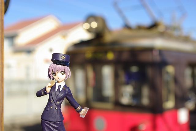 鉄道とドール44