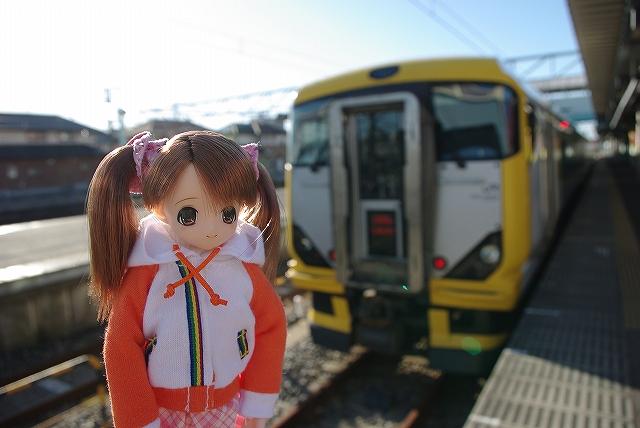 鉄道とドール42