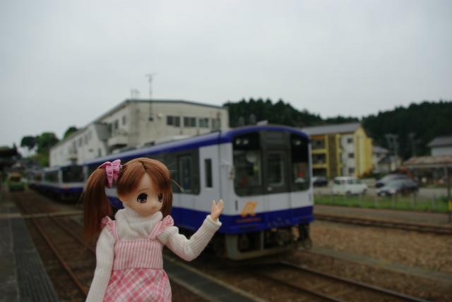 鉄道とドール50