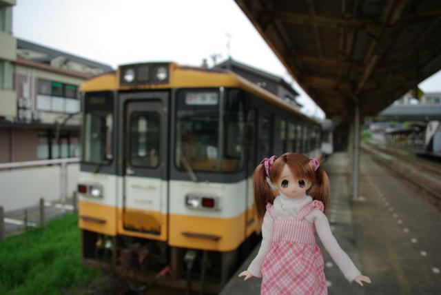 鉄道とドール52