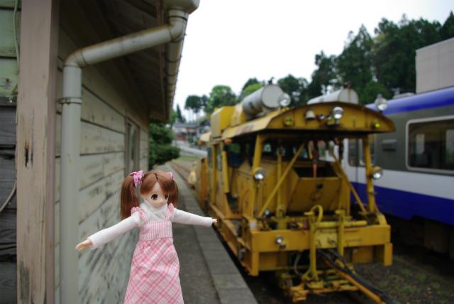 鉄道とドール51