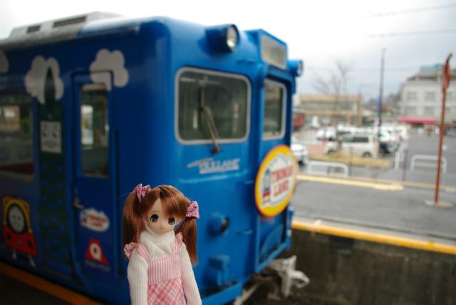 鉄道とドール59