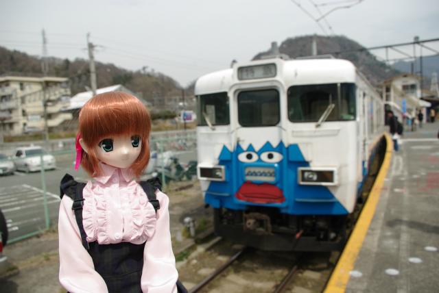 鉄道とドール56