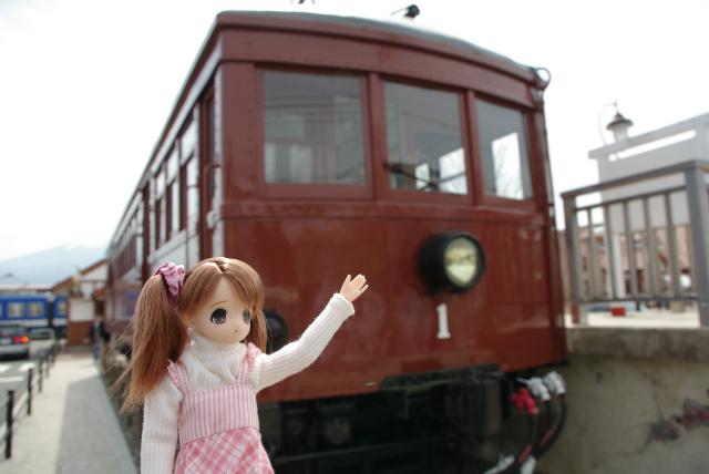 鉄道とドール60