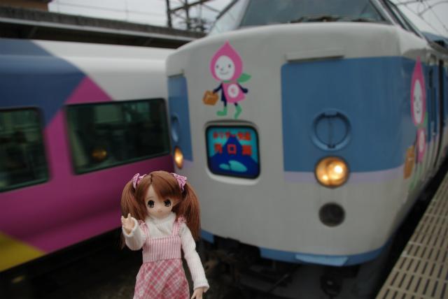 鉄道とドール64