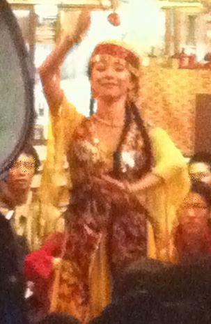 ウズベキスタンダンス